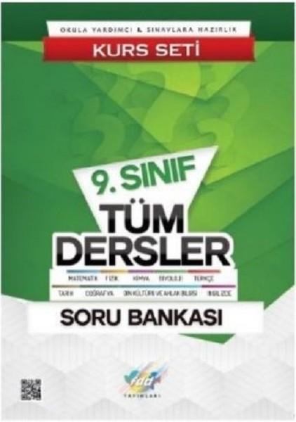 9.Sınıf Tüm Dersler Soru Bankası Kurs Seti.pdf