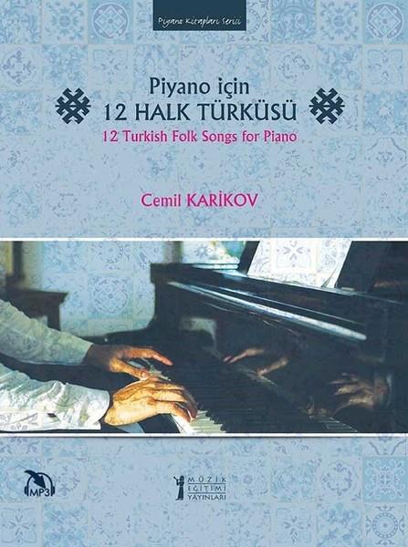 Piyano İçin 12 Halk Türküsü.pdf