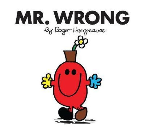 Mr. Wrong (Mr. Men Classic Library).pdf
