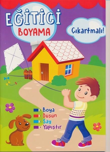 Eğitici Boyama Çıkartmalı Mor.pdf