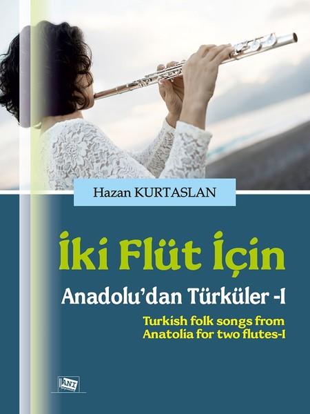 İki Flüt İçin-Anadoludan Türküler 1.pdf