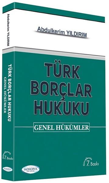 Türk Borçlar Hukuku-Genel Hükümler.pdf