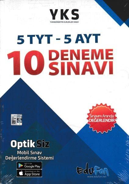 YKS 10 Deneme Sınavı (5 TYT-5 AYT).pdf