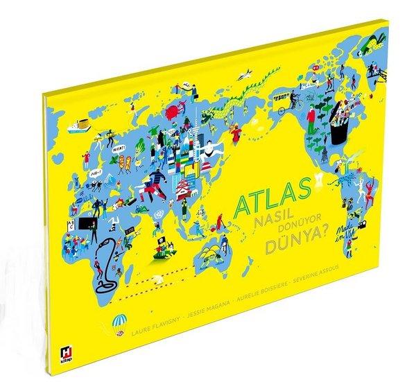 Atlas Nasıl Dönüyor Dünya.pdf