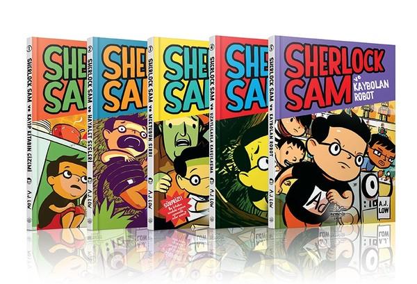 Sherlock Sam Serisi-5 Kitap Takım.pdf