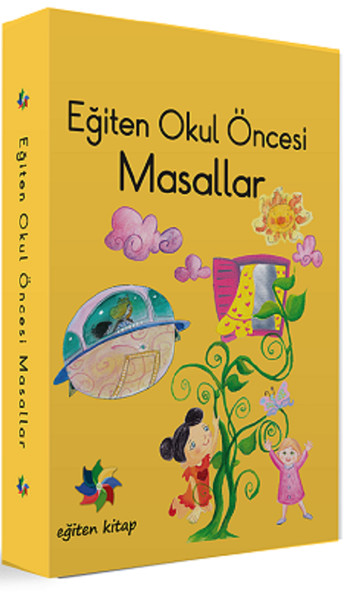 Eğiten Okul Öncesi Masallar Seti-8 Kitap Takım Kutulu.pdf