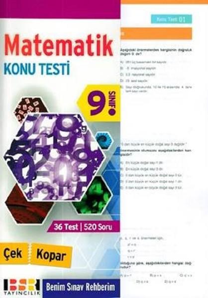 9. Sınıf Matematik Konu Testi.pdf