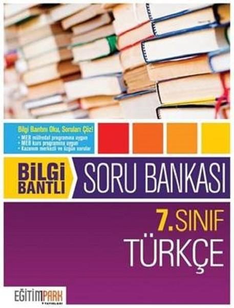7. Sınıf Türkçe Soru Bankası Bilgi Bantlı.pdf