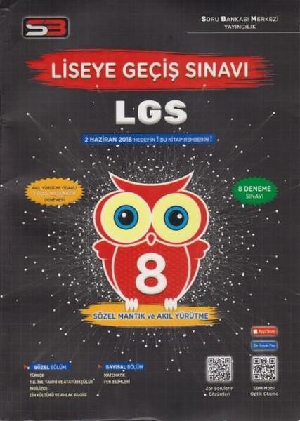 8.Sınıf LGS Sözel Mantık ve Akıl Yürütme 8 Deneme Sınavı.pdf