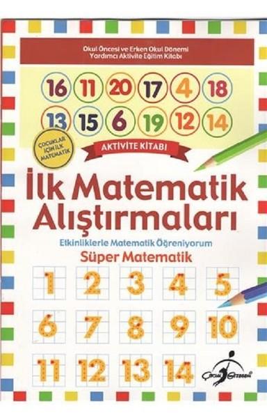 İlk Matematik Alıştırmaları Çocuklar İçin İlk Matematik.pdf