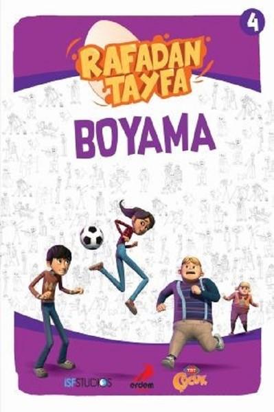 Rafadan Tayfa Boyama 4 Kolektif Fiyatı Satın Al Idefix