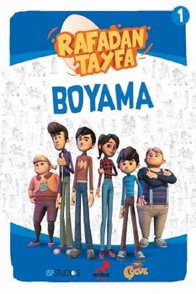 Rafadan Tayfa Boyama 1 Kolektif Fiyatı Satın Al Idefix
