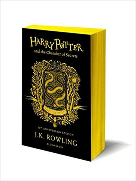 Harry Potter and the Chamber of Secrets  Hufflepuff Edition.pdf