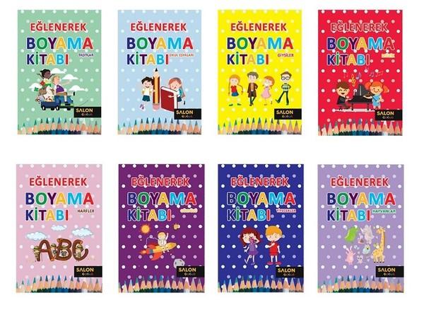 Eğlenerek Boyama Seti-8 Kitap Takım.pdf
