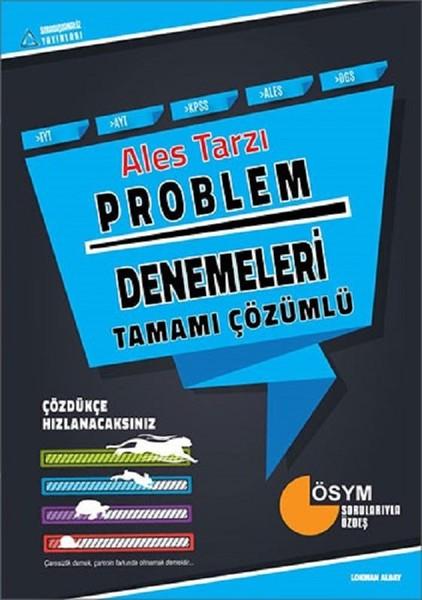 ALES Tarzı Problem Denemeleri Tamamı Çözümlü.pdf