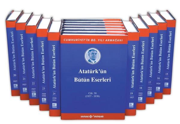 Atatürkün Bütün Eserleri-30 Cilt Özel Kutusunda.pdf