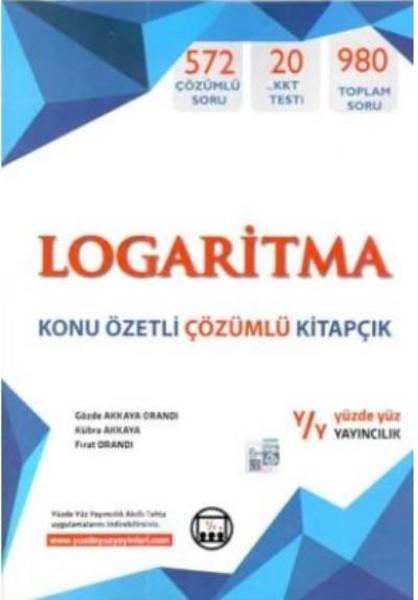 Logaritma Konu Özetli Çözümlü Kitapçık.pdf