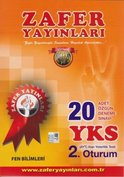 YKS AYT Fen Bilimleri 20 Özgün Deneme Sınavı 2.Oturum.pdf