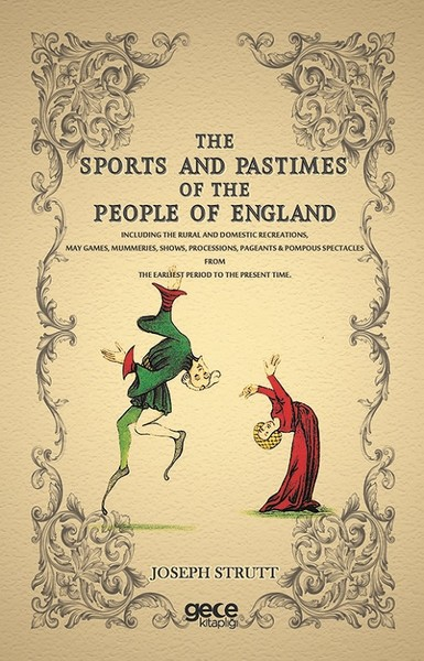 The Sports And Pastimes Of The People Of England.pdf