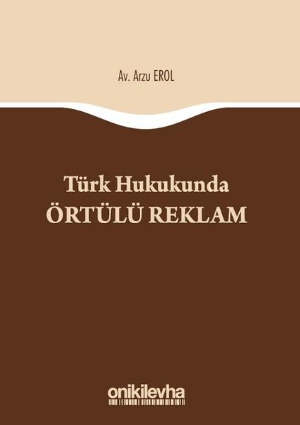 Türk Hukukunda Örtülü Reklam.pdf