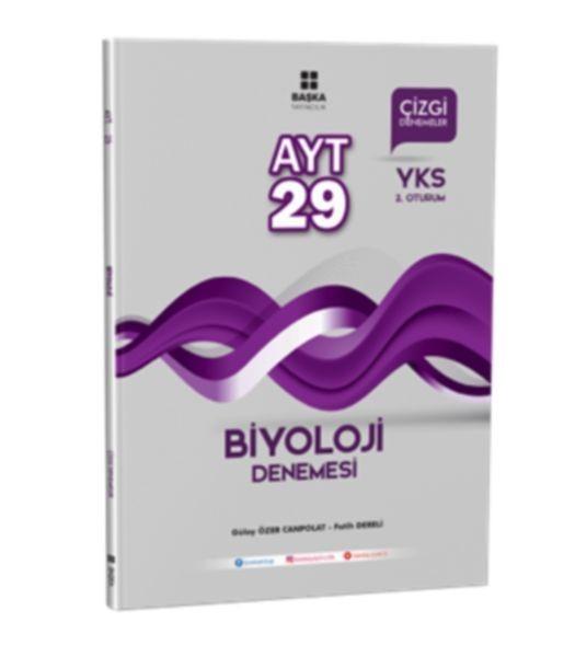 AYT Biyoloji 29 Çizgi Denemesi.pdf