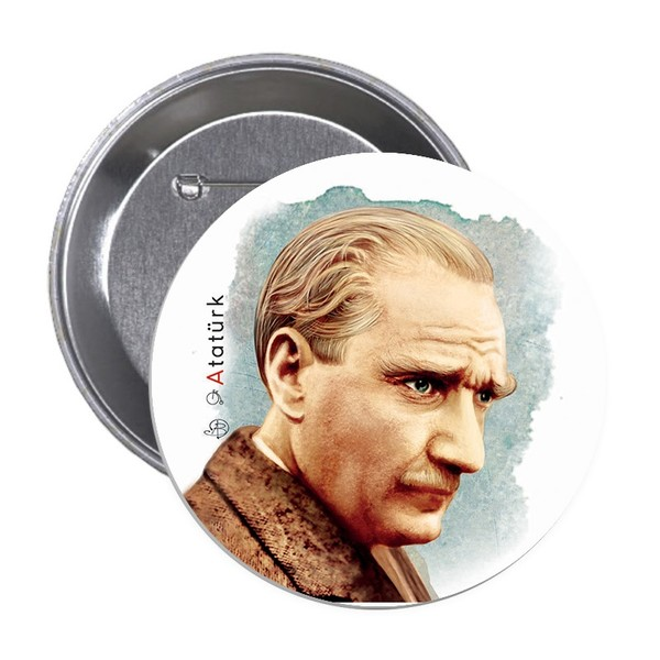 Aylak Adam Hobi Mkemal Atatürk 3 Rozet Fiyatı Hemen Satın Al Idefix