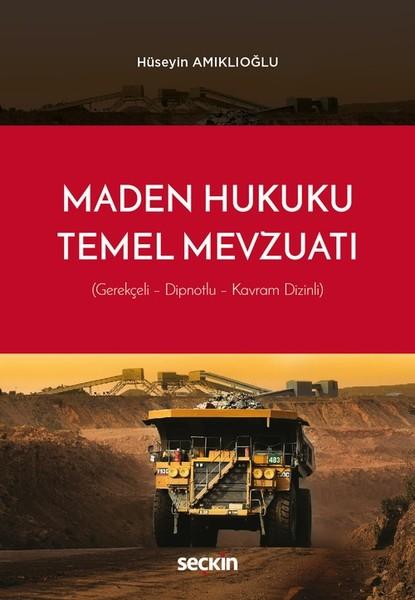 Maden Hukuku ile İlgili Temel Mevzuat.pdf