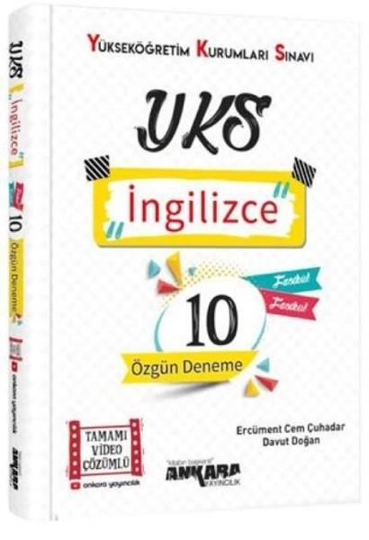 YKS İngilizce Özgün Tamamı Video Çözümlü 10 Deneme.pdf