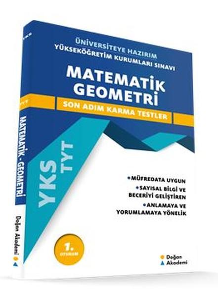 YKS-TYT Matematik Geometri Son Adım Karma Testler.pdf