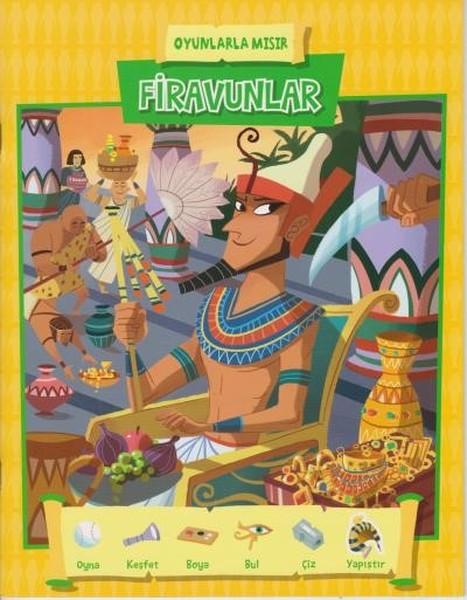 Firavunlar-Oyunlarla Mısır.pdf