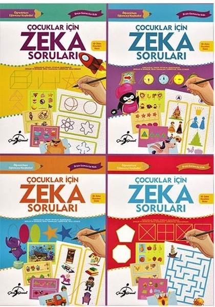 Çocuklar İçin Zeka Soruları-4 Kitap Takım.pdf