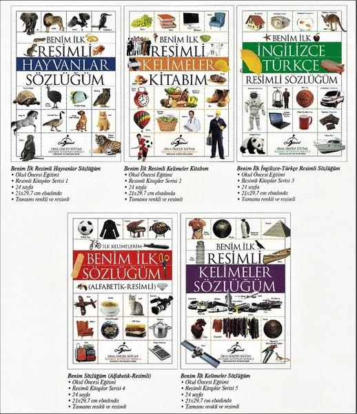 Benim İlk Kelimelerim Dizisi-5 Kitap Takım.pdf
