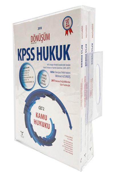2018 KPSS Dönüşüm Kamu Hukuku Cilt 2-Modüler Set 3 Kitap Takım.pdf