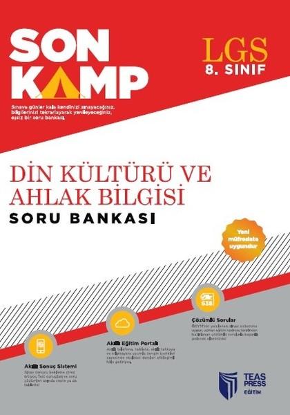 8.Sınıf LGS Son Kamp Din Kültürü ve Ahlak Bilgisi Soru Bankası.pdf