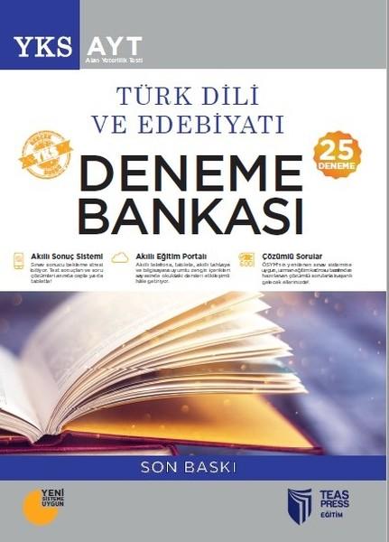 YKS AYT Türk Dili ve Edebiyatı Denem Bankası 25 Deneme.pdf
