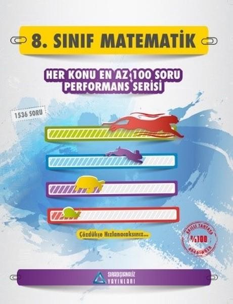 8.Sınıf Matematik Her Konu En Az 100 Soru Performans Serisi.pdf