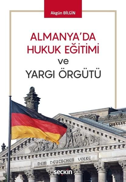Almanyada Hukuk Eğitimi ve Yargı Örgütü.pdf