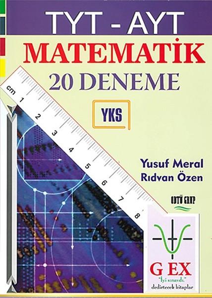 TYT-AYT Matematik YKS 20 Deneme.pdf
