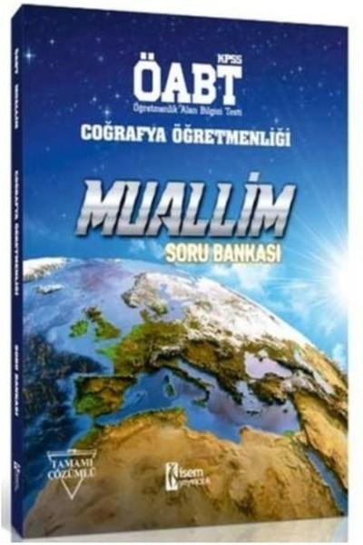 2018 KPSS ÖABT Muallim Coğrafya Öğretmenliği Soru bankası.pdf