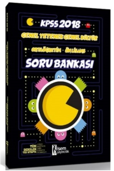 2018 KPSS Ortaöğretim-Ön Lisans Genel Yetenek-Genel Kültür Soru Bankası.pdf