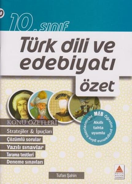 10.Sınıf Türk Dili ve Edebiyatı Özet.pdf