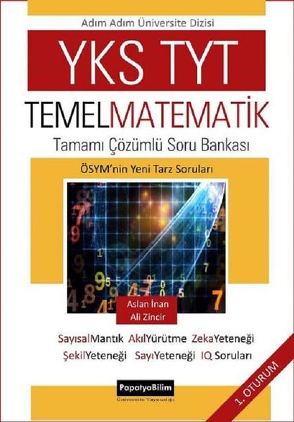 YKS-TYT Temel Matematik Tamamı Çözümlü Soru Bankası.pdf