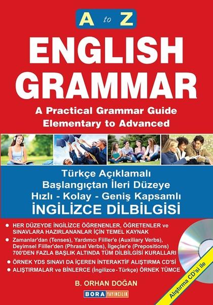 A to Z English Grammar Adan Zye İngilizce Dilbilgisi.pdf