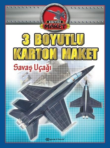 3 Boyutlu Karton Maket-Savaş Uçağı.pdf