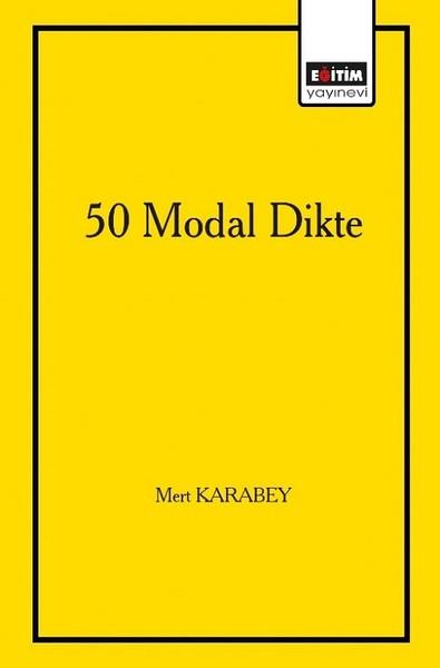 50 Modal Dikte.pdf