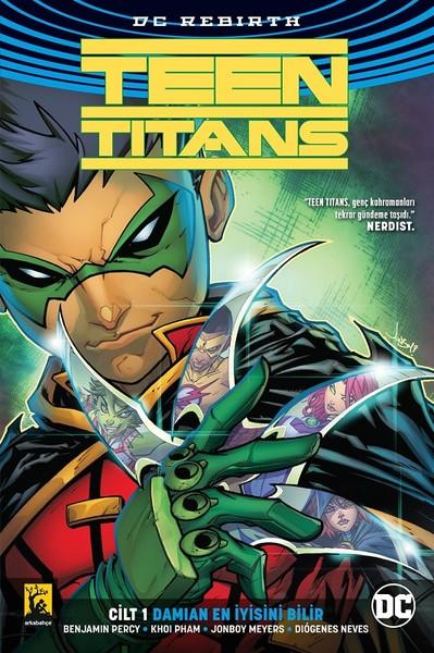 Teen Titans Cilt 1-Damian En İyisini Bilir.pdf