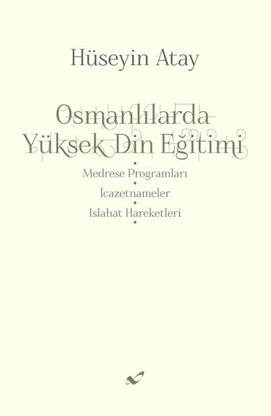 Osmanlılarda Yüksek Din Eğitimi.pdf
