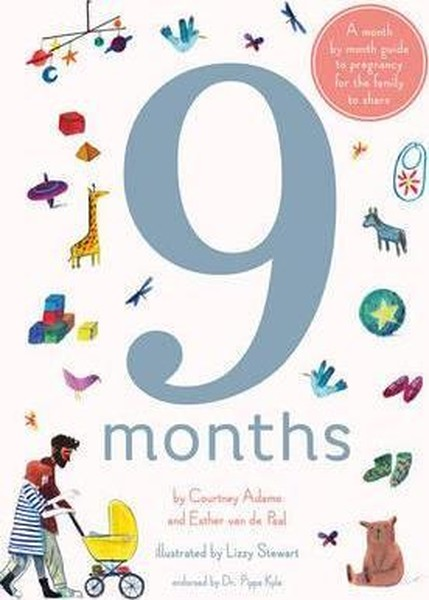 9 Months: A month by month guide to pregnancy for the family to share.pdf