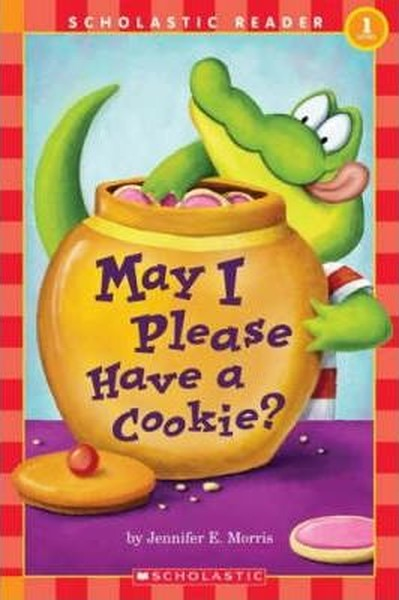 Scholastic Reader Level 1: May I Please Have a Cookie?.pdf