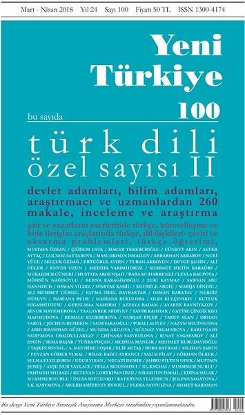 Yeni Türkiye Sayı 100-Türk Dili Özel Sayı 2.pdf
